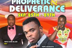 5 Days Prophetic & Deliverance