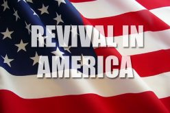 Revival in America? Time to Get off the Sidelines!