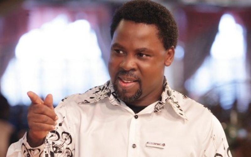 Nigeria: TB Joshua predicts terrorist attacks on 2 countries