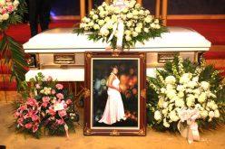 Ghanaians bid farewell to Hannah Ayeh-Brachie
