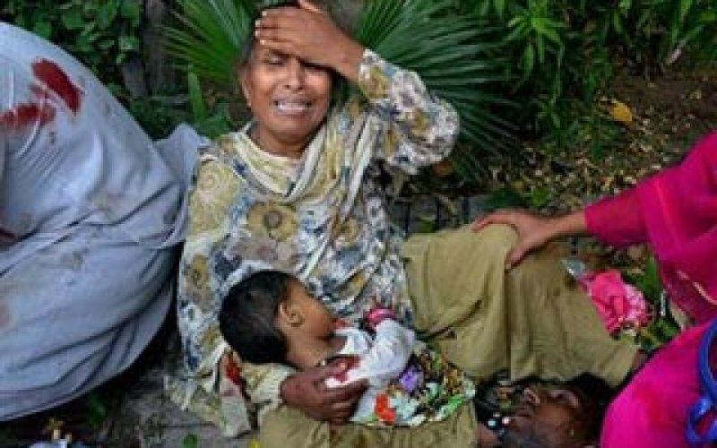 Pakistani Church Attack Kills over 60 people