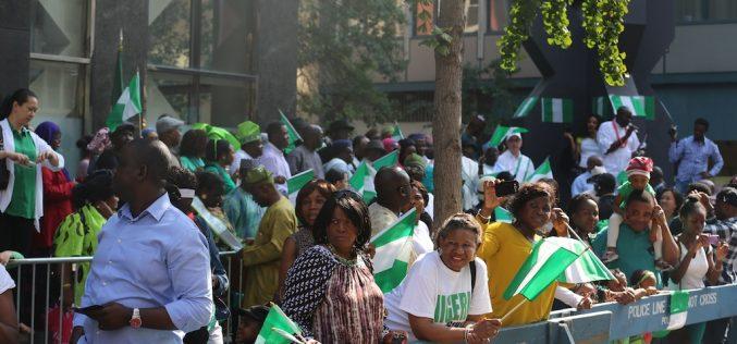 Nigerian Day Parade 2013