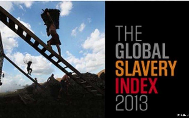 Report: 30 Million People Enslaved Worldwide