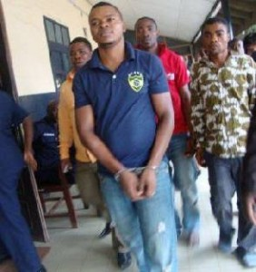 Bishop Daniel Obinim in Handcuffs