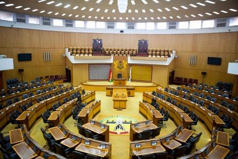 Ghana Parliament Reconvenes Amidst Fears Of Shut Down