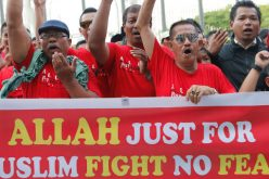 Christian Newspaper Banned From Using Name 'Allah' in Muslim-Dominant Malaysia