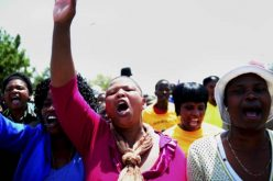 South Africa: Diepsloot Community Gathers in Prayer