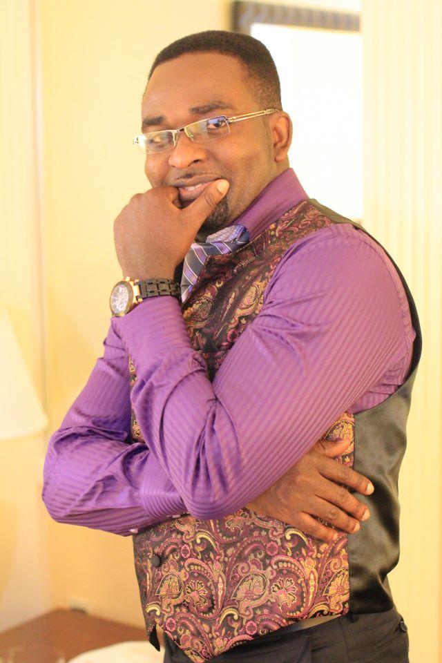 Reverend Seth Baah