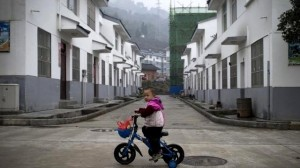 The one-child policy already exempts rural dwellers and ethnic minorities