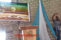 Osu ICGC finally moves to Restoration Temple after 13 years