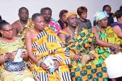 Ghanaian Community at Tracey Towers organizes a Mini Durbar
