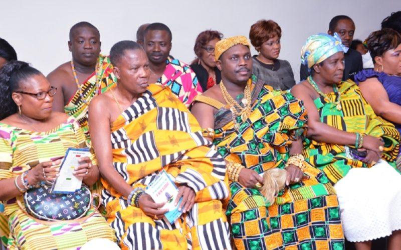 Ghanaian Community at Tracey Towers organizes a Mini Durbar