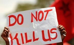 Do not kill us