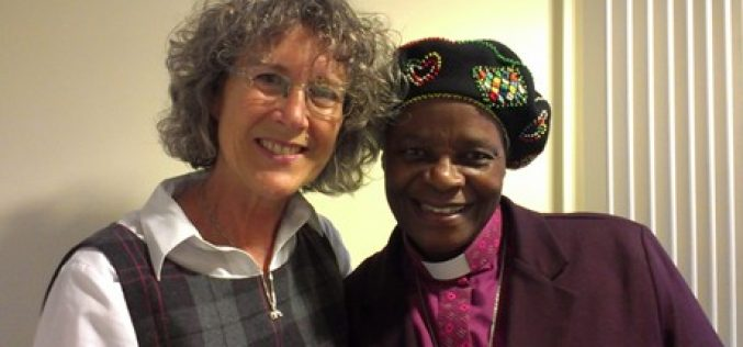 Swaziland: A Year On Bp Ellinah Is 'Anglican but Doing Things Differently'