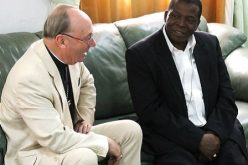 Bp of Guildford meets Nigeria Primate as link looks to the future