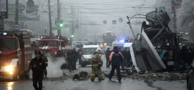 Second Fatal Blast Hits Russian City