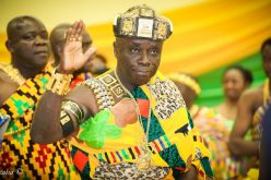 Ghanaian King Visits Worcester