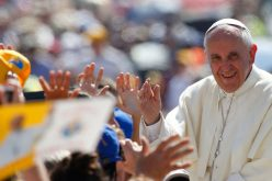 The risen Jesus, not money or power, is the source of life, pope says