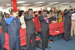 Holy Fire Dynamic Word International climaxes Revival