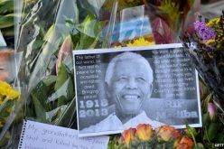 Huge memorial service for Mandela