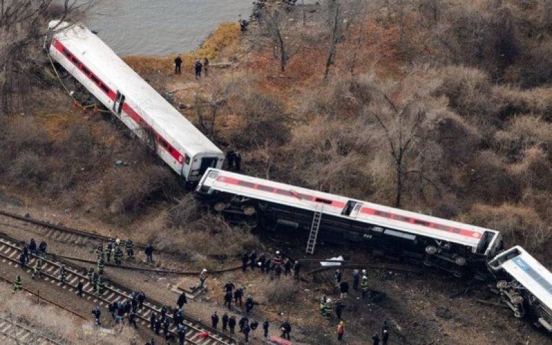 New York City Train Crash Victims Mourned