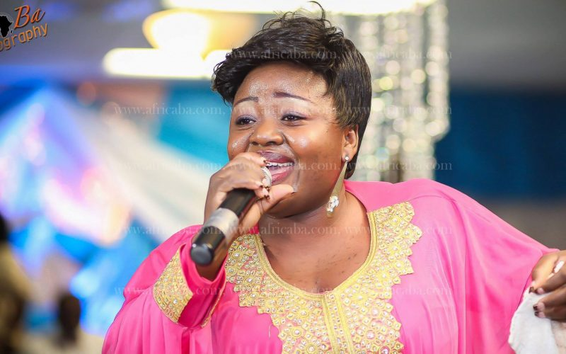 Worcester City Worship with Selina Boateng