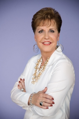 Joyce Meyer is a New York Times bestselling author and founder of Joyce Meyer Ministries, Inc.