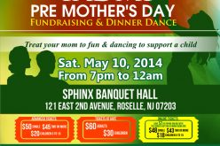 TADMI Pre Morther's Day Fundraising & Dinner Dance