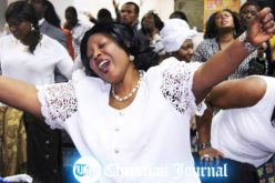 Faithful Flock to New Year Eve Service