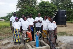 Ghana: Life Water Inc. impact a community with water