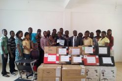 Kwakwaduam Association Inc. of New York Donates Computers to the Presbyterian University of Akropong