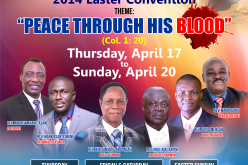 2014 Easter Convention