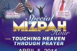 Special Mizpah Hour