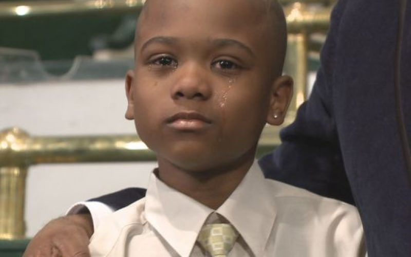 Boy released by kidnapper after singing gospel music