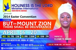 Easter Convention 2014