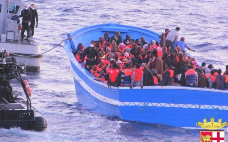 Italy rescues child migrants from seas as concern grows