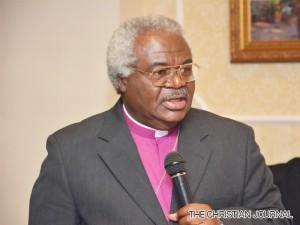 Most Rev. Professor Emmanuel Martey