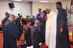 Ordination at Calvary Deliverance Christian Assembly