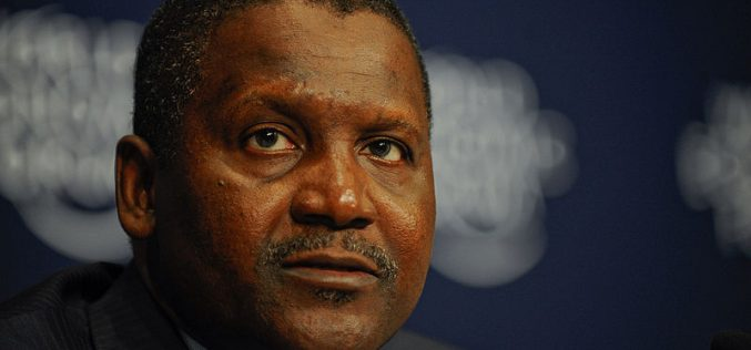 Africa's Richest Man, Aliko Dangote, to Fight Boko Haram With $2.3B Investment in Northern Nigeria