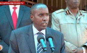 Joseph Ole Lenku is the Cabinet Secretary of the Interior security and Coordination of National Government Ministry in Kenya.