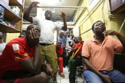 In Bronx, Joy and Agony for Ghana's World Cup Match