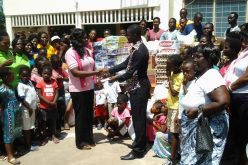 Ghana: DOZ of Harvest Chapel Int'l donates to GMI