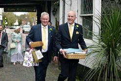 Second priest defies Church of England to marry his same sex partner