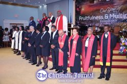 Ordination Celebration at Living Faith International Church