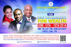 Empowerment for Wealth