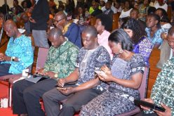 ICGC Liberty Temple  Celebrates 10 Years  Anniversary