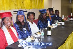 Graduation Ceremony at  Resurrection Power and Living Bread Ministries