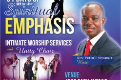 Spiritual Emphasis