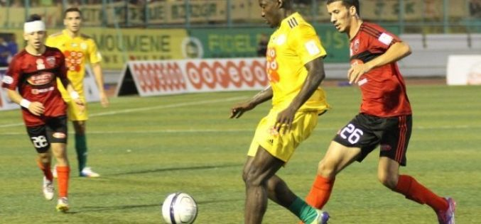 Cameroonian player dies in Algeria after being hit by object from crowd