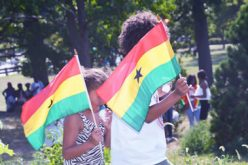 5th annual Ghana Parade and Festival held in Crotona Park